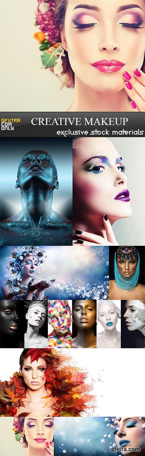 Creative makeup, 8  x  UHQ JPEG