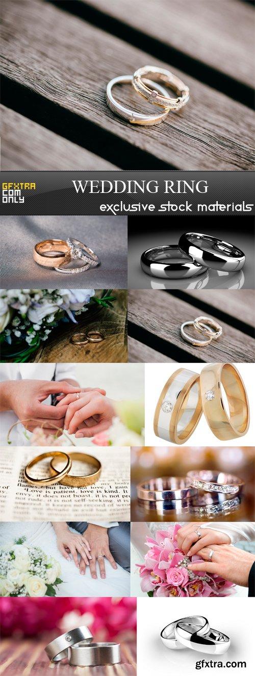 Wedding Ring - 12 x JPEGs