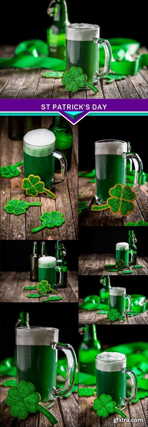 St Patrick's Day 7x JPEG