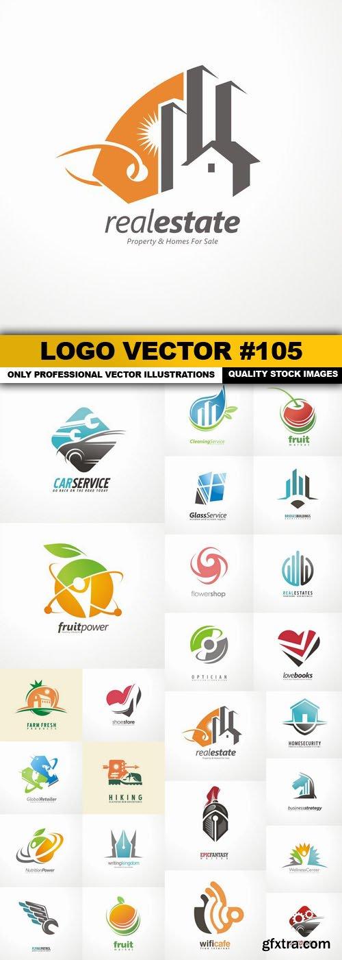 Logo Vector #105 - 25 Vector