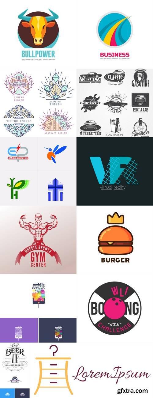 Logos Mix 3