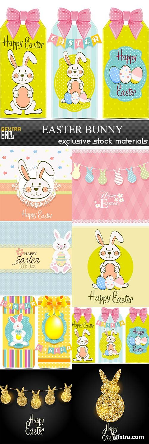 Easter bunny, 8  x  UHQ JPEG