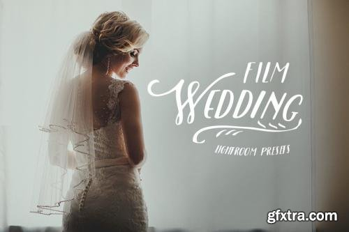 CreativeMarket 40 Film Wedding Lightroom Presets 260270
