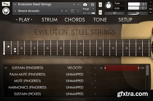 Orange Tree Samples Evolution Steel Strings v1.1.68 KONTAKT UPDATE-AwZ