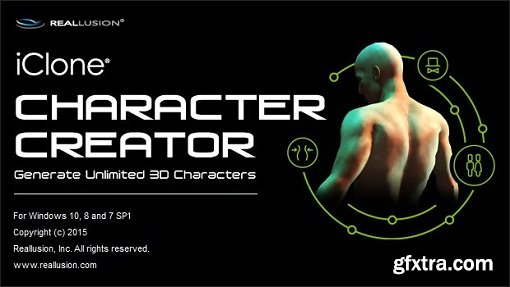 Reallusion iClone Character Creator 1.42.1522.1 + Essential Pack Bundle