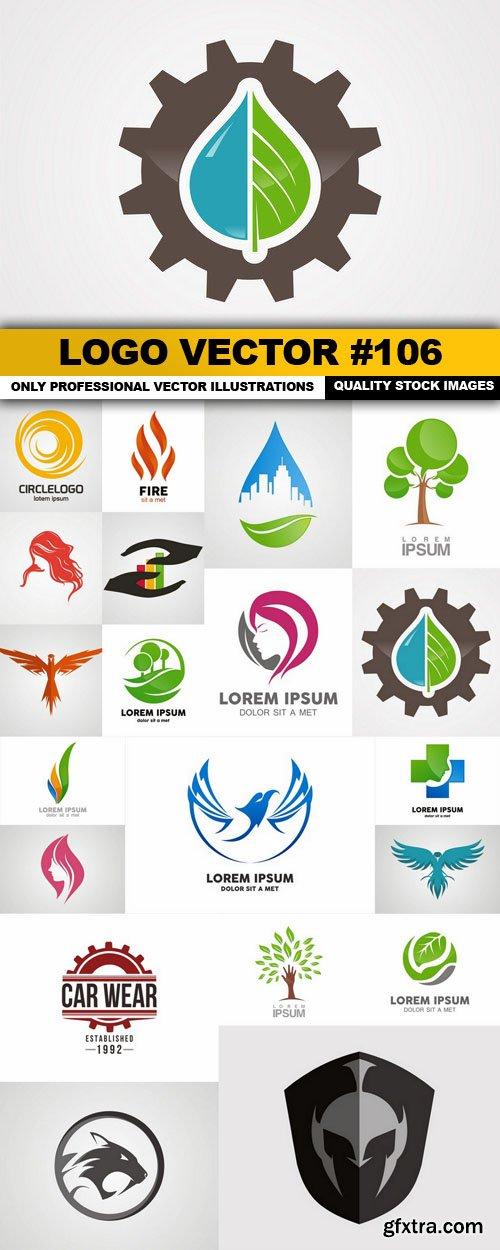 Logo Vector #106 - 20 Vector