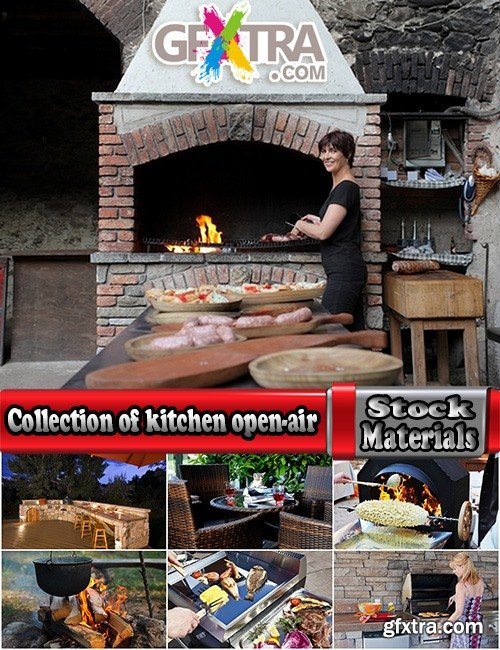 Collection of kitchen open-air street exterior 25 HQ Jpeg
