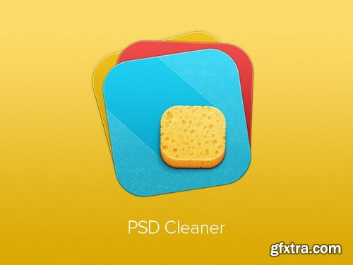 PSD Cleaner 1.0.2 Plugin for Photoshop