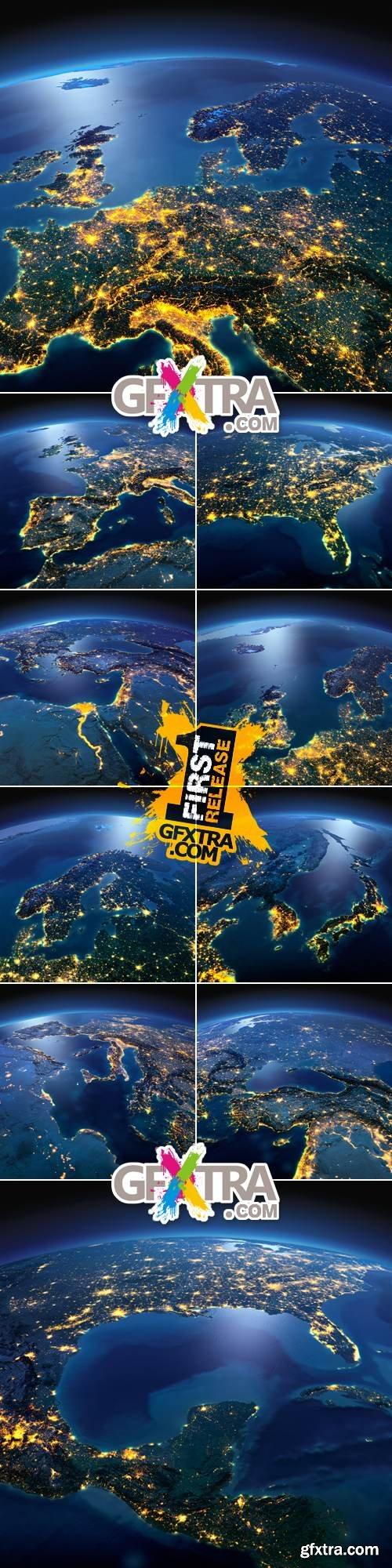 Stock Photo - Planet Earth 2