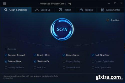 Advanced SystemCare Pro 9.2.0.1106 Multilingual