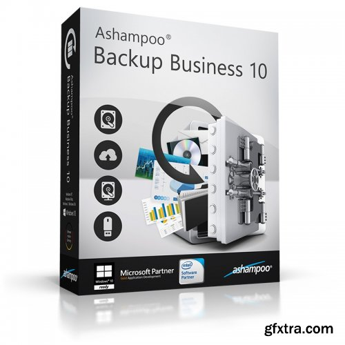 Ashampoo Backup Business 10.00 Multilingual