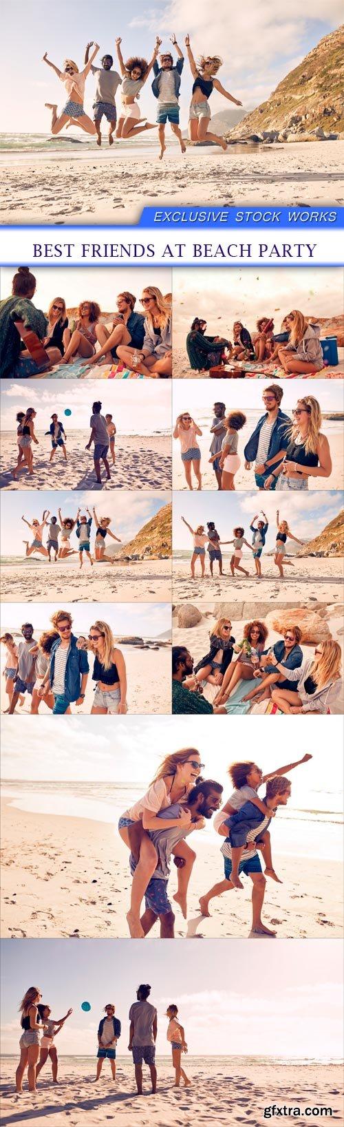 Best friends at beach party 10 JPEG