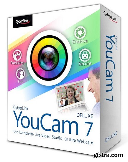 CyberLink YouCam is a product developed by Cyberlink Corp.. This site is not directly affiliated with Cyberlink Corp. . All trademarks, registered trademarks, product names and company names or logos mentioned herein are the property of their respective owners.