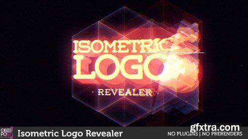 Videohive - Isometric Logo Revealer - 11281691