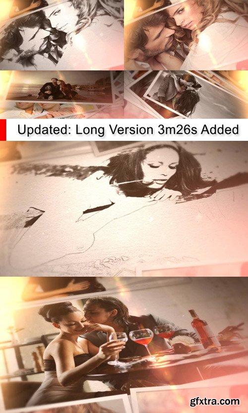 Videohive - Brushed Memories - 7271764