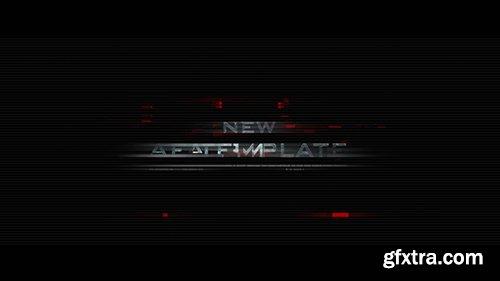 Videohive Glitch Trailer 6599767
