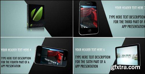 Videohive - Mobile App Promo - 1605442