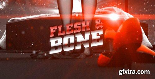 Videohive - Flesh & Bone - Sexy Broadcast Kit - 9646119