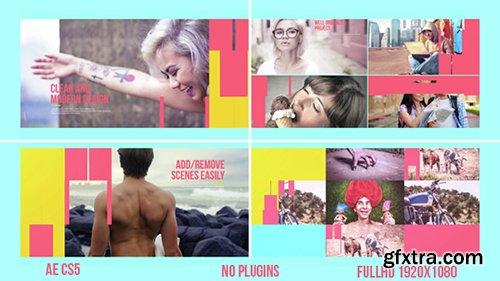 Videohive Inspired Slideshow 15211285