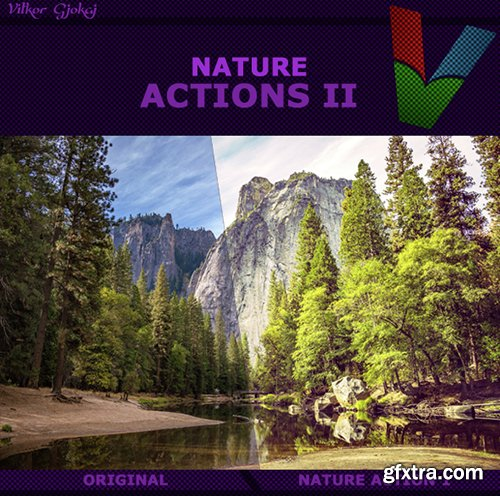 Graphicriver Nature Actions II 14892866