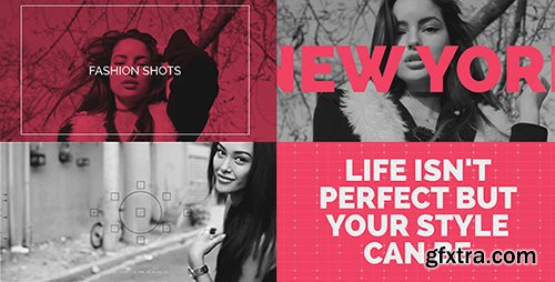 Videohive Fashion Shots 15605664