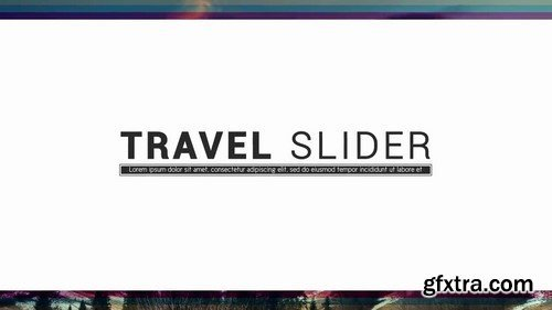 Motion Array - Travel Slide After Effects Template