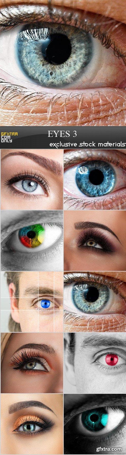 Eyes 3 - 10 JPRGs