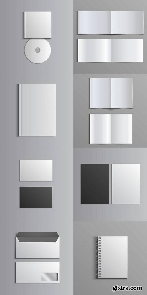 Blank Mockup for Design