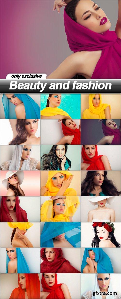 Beauty and fashion - 25 UHQ JPEG