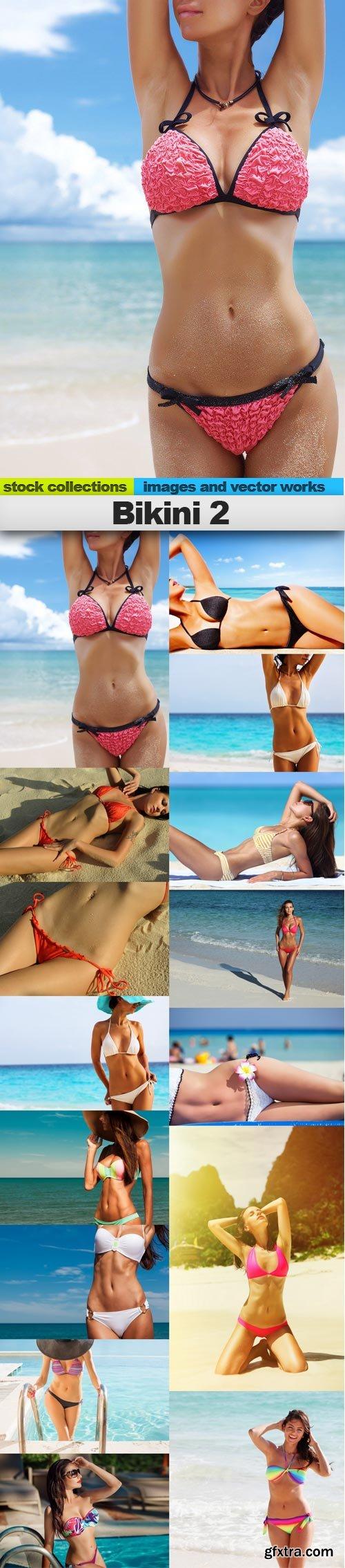 Bikini 2, 15 x UHQ JPEG