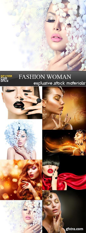 fashion woman, 8  x  UHQ JPEG