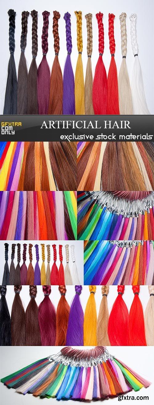 Artificial Hair, 8  x  UHQ JPEG
