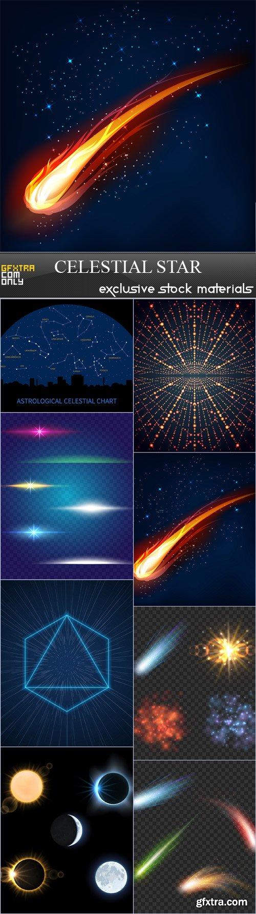 Celestial Star - 8 EPS