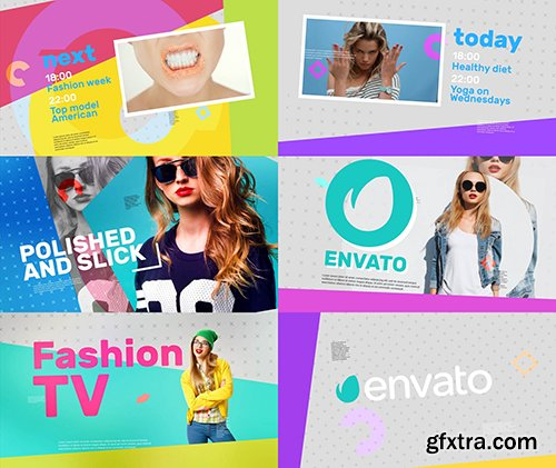 Videohive Modern Broadcast Package 14927715