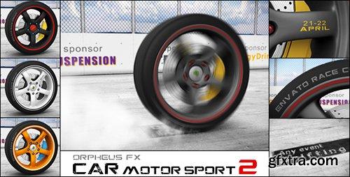 Videohive Car Motor Sport Opener 2 7476638
