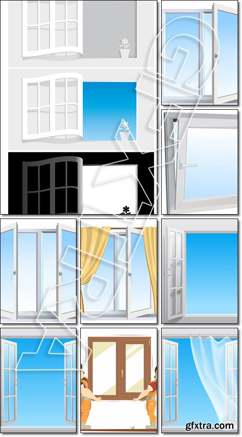 Windows - Vector