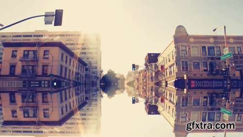 Videohive Mirror Titles 5615316