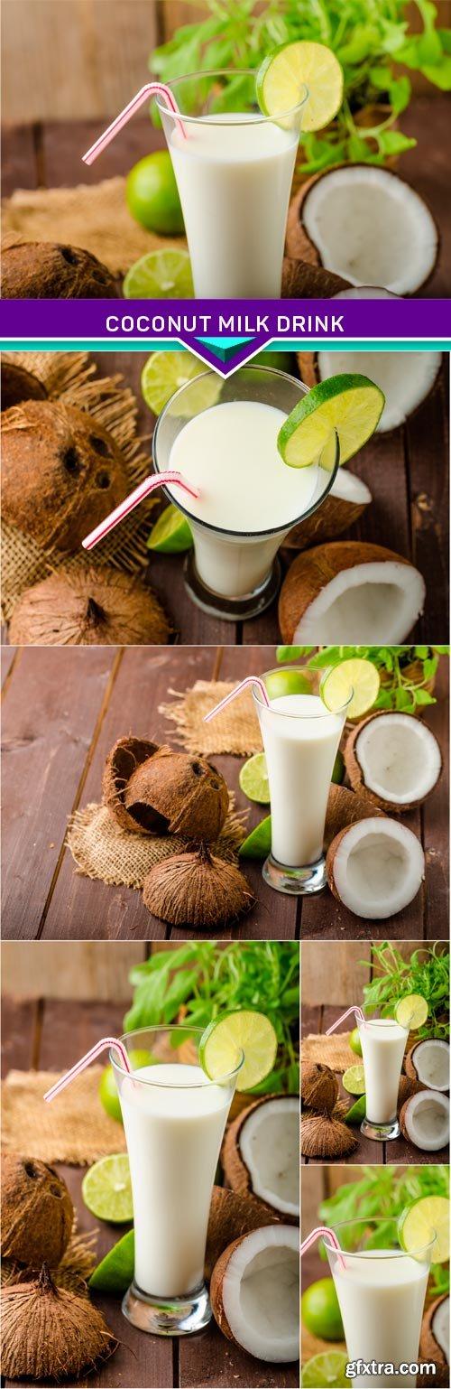 Coconut milk drink 5x JPEG