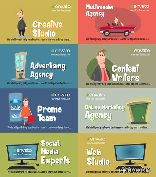 Videohive - Advertising Agency - 11890954
