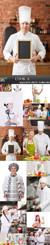 Cook,15x UHQ JPEG