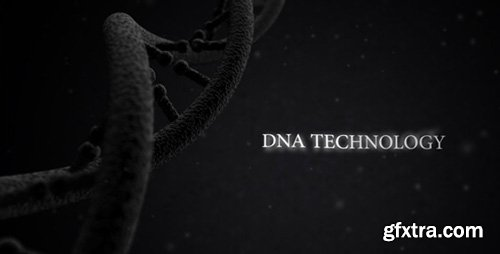 Videohive - DNA Technology - 5467205