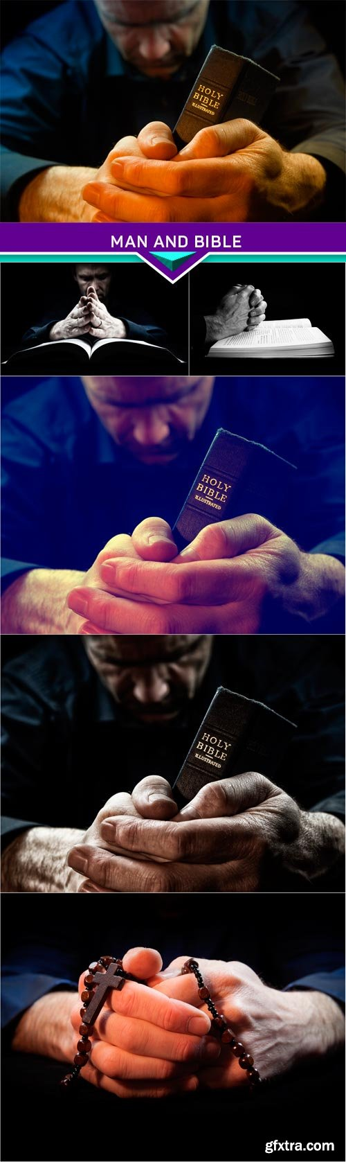 Man and Bible 6x JPEG