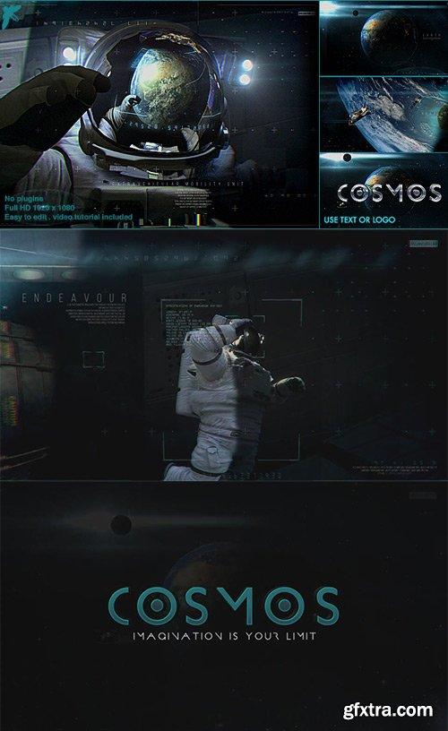 Videohive - Earth Cosmo Logo - 15846050