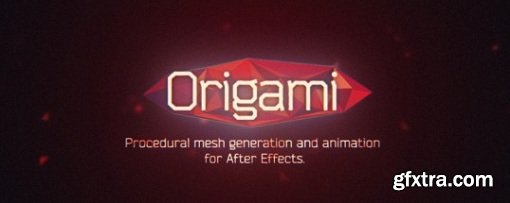 Origami 1.0.2 - Plugin for After Effects (Win)