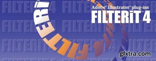 CValley Inc. FILTERiT for Adobe Illiustrator 4.6.3 Win/Mac