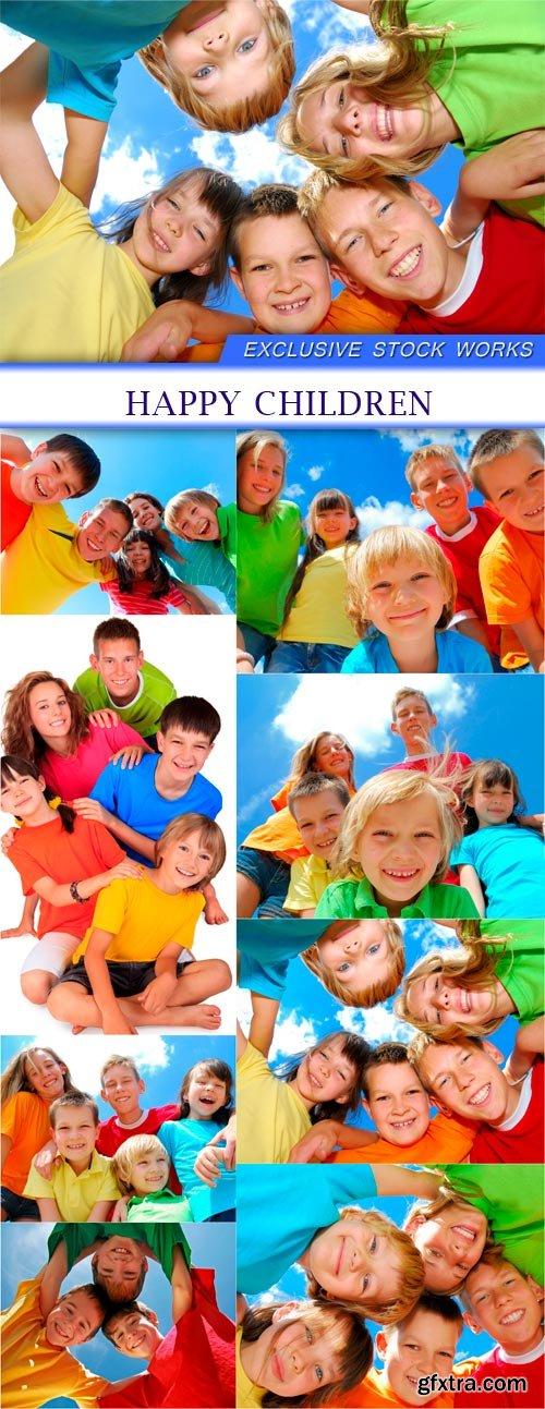 HAPPY CHILDREN 8X JPEG