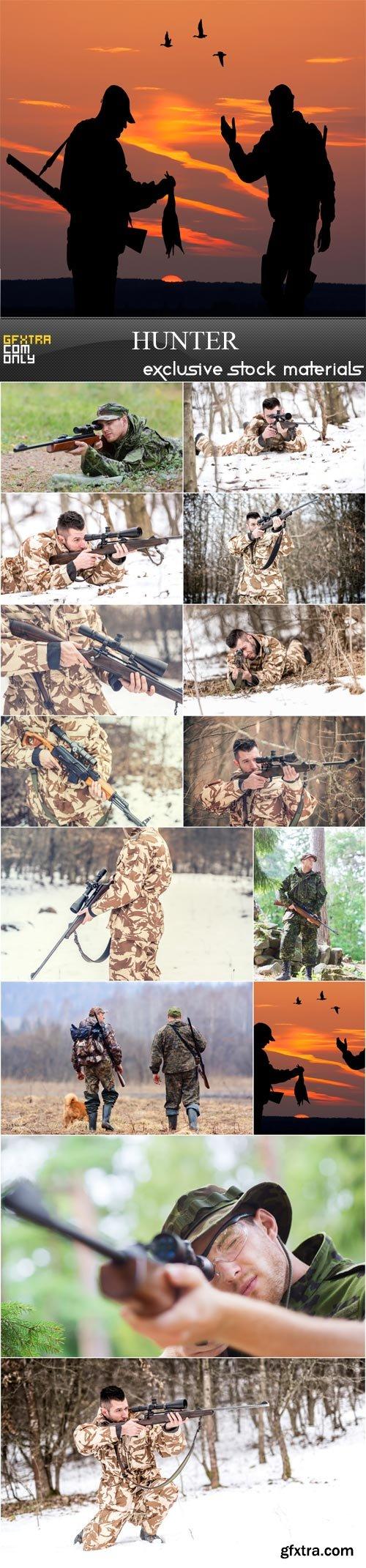 Hunter,14x UHQ JPEG