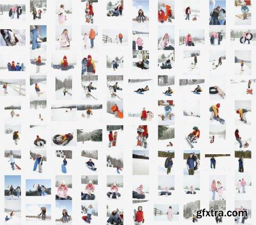 Veer Fancy FAN2008630 Winter Family Sports