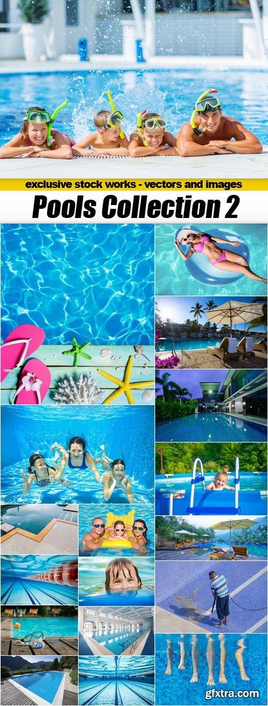 Pools Collection 2 - 18xUHQ JPEG