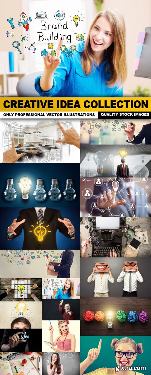 Creative Idea Collection - 20 HQ Images